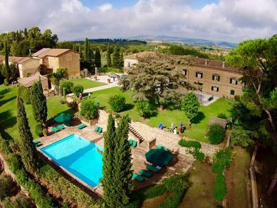 Photo for 9BR Villa Vacation Rental in Pisa Area, Tuscany