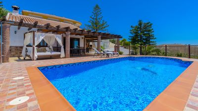 Photo for Authentic House near the beach with stunning views