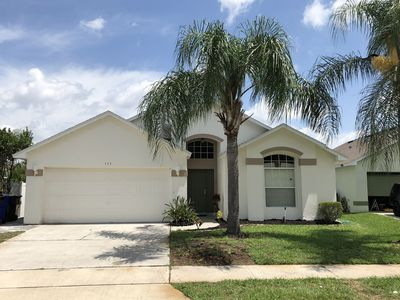 Photo for Beautiful Waterfront 3Bed/2Bath Villa  15 min. to Disney Recently Redecorated