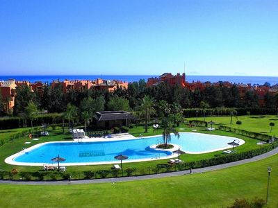 Photo for Penthouse Estepona / Marbella, stunning sea and mountain views