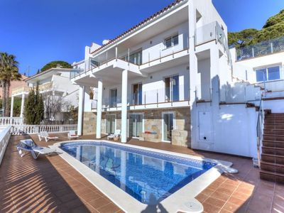 Photo for Lloret de Mar Holiday Home, Sleeps 8 with Pool and Free WiFi