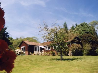 Photo for 4 bedroom property in Taynuilt. Pet friendly.