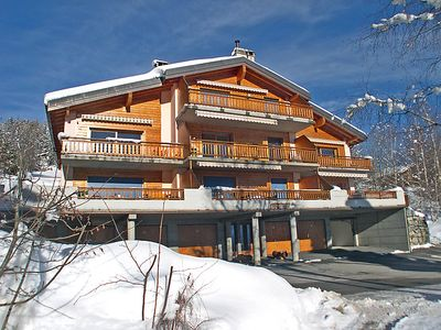 Photo for Apartment Heida A 4  in Ovronnaz, Valais - 5 persons, 2 bedrooms
