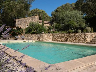Photo for Holiday apartment Uzès for 2 persons with 1 bedroom - Holiday apartment in a farmhouse