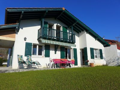 Photo for 3 bedroom Villa, sleeps 7 in Saint-Pée-sur-Nivelle with WiFi