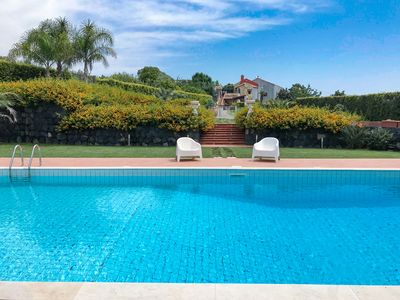 Photo for Homey cottage with PRIVATE POOL (just for you!) and huge tended garden