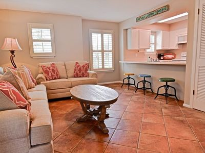 "Photo for ""Xanadu"" at Sunseekers in Blue Mountain Beach - Sleeps 4- Steps To The Beach!"