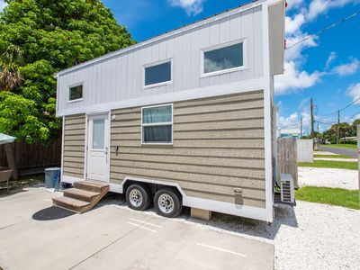 Photo for Tiny House Amy - near the beach with Free wifi!