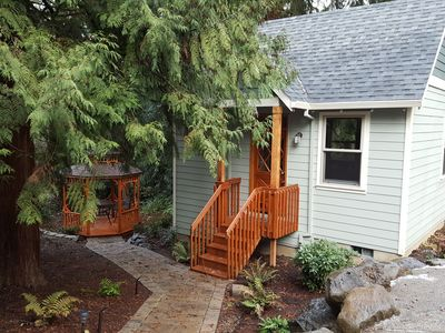 Photo for Secluded Cedar Grove Cottage