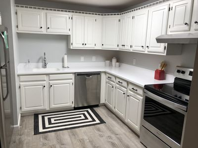 Photo for Newly renovated penthouse with AC - 2 bed, 2 bath plus spacious loft sleeps 8