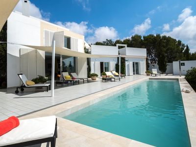 Photo for Villa Son Reynes with amazing sea views next to Sa Rapita - Four Bedroom Villa, Sleeps 8