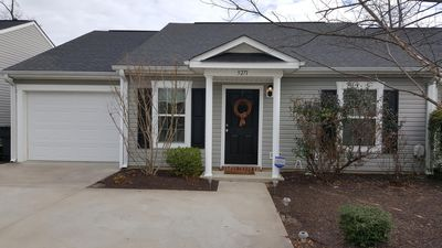 Photo for Masters Rental. 5 mi from course. Nice 3 BR / 2B Town Home food & shopping near.