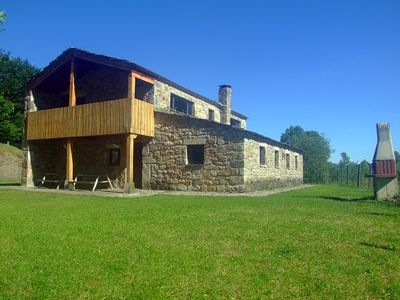 Photo for 6BR Cottage Vacation Rental in San Roque de Riomiera, Cantabria
