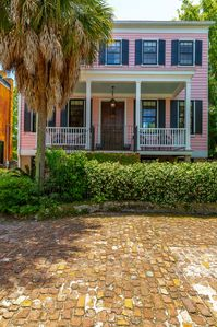 Photo for The Most Charming Old Brick Alley in Charleston!