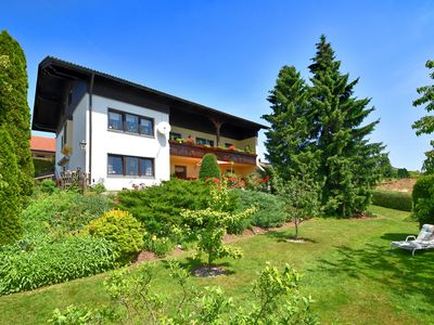 Photo for Apartment in the Bavarian Forest with private entrance and large terrace