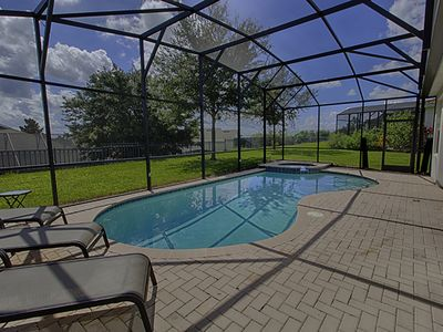 Photo for Luxury 5 Bdr Close To Disney's Parks