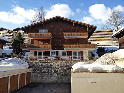 Photo for Grindelwald Apartment, Sleeps 2 with WiFi