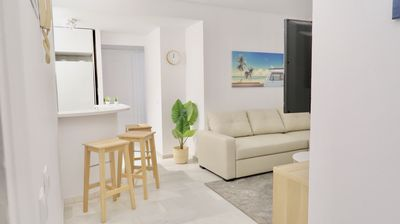 Photo for Brand New Scandinavian Penthouse * 5 minutes from the beach