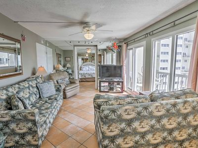 Photo for NEW! Beachfront Panama City Beach Condo w/2 Pools!
