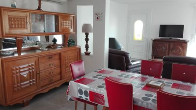 Photo for Beautiful bright villa, all comfort, in Canet-Plage