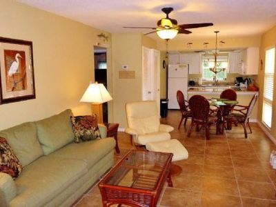 Photo for Sea Shells of Sanibel Unit #32, Building 5 - Downstairs
