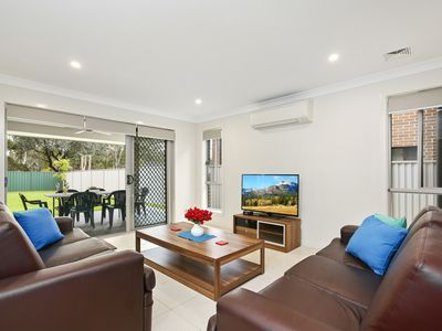 Photo for 4BR House Vacation Rental in Casula, NSW