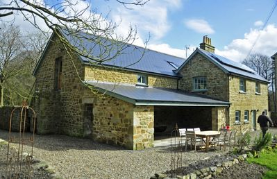 Photo for Beautifuly restored Coach House & Granary set in the grounds of Glaneirw Mansion