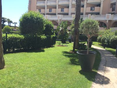 Photo for 2 rooms, seaside in Cannes la bocca