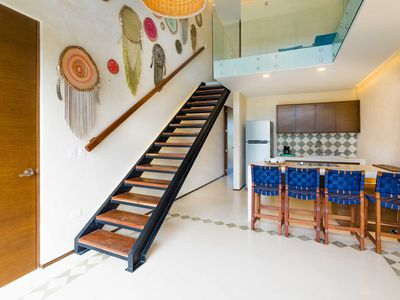 Photo for Chechén  PH/  STUNNING 2 BDR PENTHOUSE W/ PRIVATE TERRACE & PLUNGE POOL