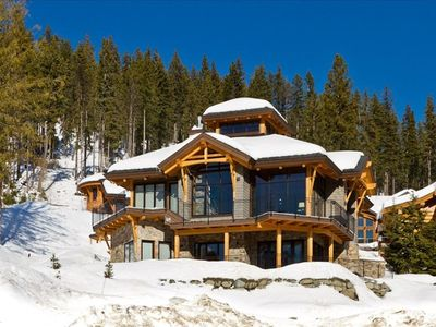 Photo for Sun Peaks Moosehead Lodge Absolute Ski in Ski Out Luxury sleeps 14