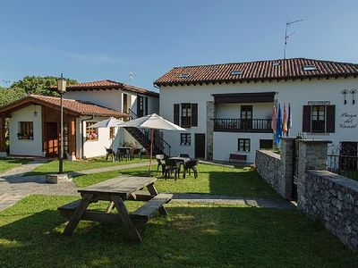 Photo for Rural apartment Playa del Canal for 2 adults (+ child)