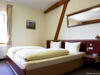 Photo for Deluxe Double Room - Hotel & Restaurant Am Peenetal