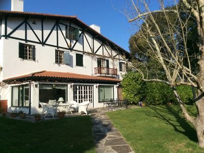 Photo for Nice family country house on a garden plot of almost 1 Ha.