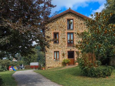 Photo for YourHouse Casa La Escuela, house in the hills of Asturias, for 12 guests