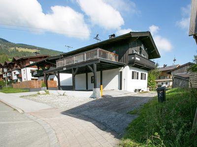 Photo for A detached, luxury chalet very near Kirchberg.