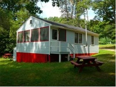 Photo for Family Friendly New Hamsphire Cottage Located On Lake Winnisquam