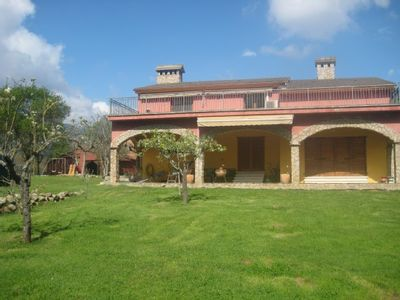 Photo for Alma de Montseny Rest House for 12 people