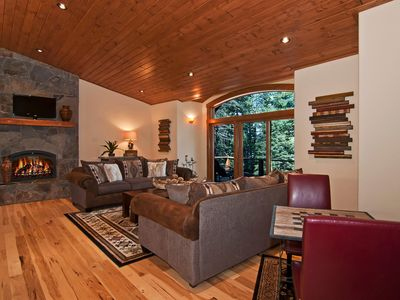 Photo for Rooney Ridge - Gorgeous 4 BR Luxury Home with Tree Filtered Lake View