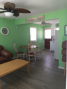 Photo for 4 Bed 2 Bath One Block From The Beach!