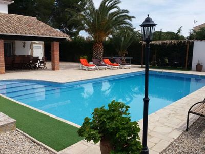 Photo for Vacation home Genis in L'Ametlla de Mar - 14 persons, 5 bedrooms