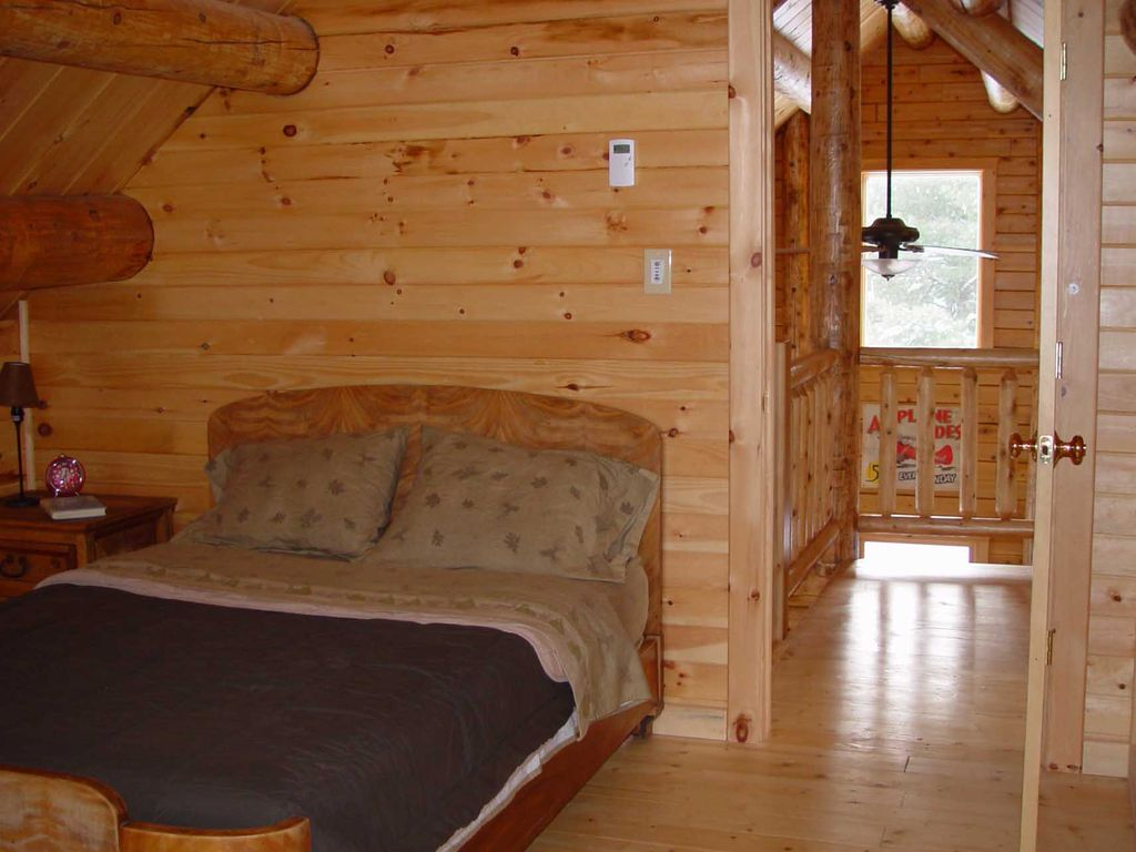 Property Image10 Adirondack Log Home For Rent Near Lake Placid NY In State