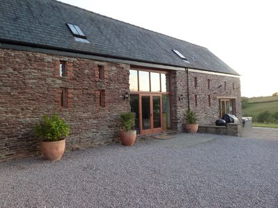 Photo for Barn Conversion, Hot Tub, Games Room, Pool Darts Table Tennis, Wi Fi, Sky Sports