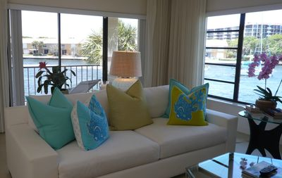 Photo for 3BR Condo Vacation Rental in Highland Beach, Florida