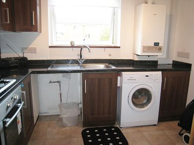 Photo for House 116 m from the center of Croydon with Internet, Washing machine (111387)