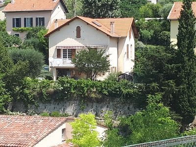 Photo for Independent villa Near downtown Vence