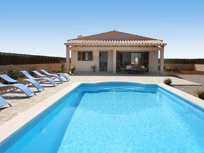 Photo for Campanet Holiday Home, Sleeps 6 with Pool