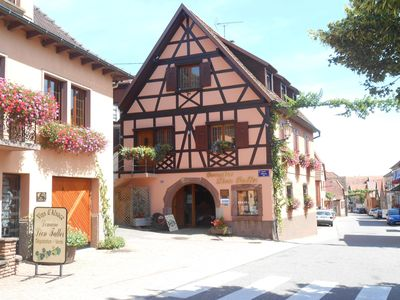 Photo for COTTAGE 4 * ITTERSWILLER ROAD OF ALSACE WINES