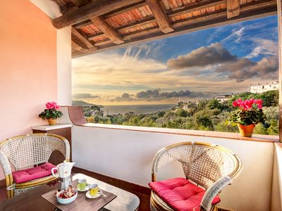 Photo for Villa Serena - Beautifully decorated villa located at the end of the Sorrento Peninsula