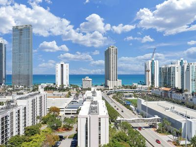 Photo for Amazing Ocean View High Floor 1 br, steps to beach