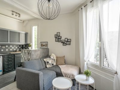 Photo for Bright and calm flat at the doors of Paris, close to Disneyland - Welkeys